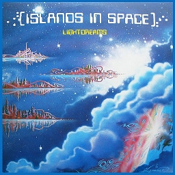 Islands in Space by LightDreams
